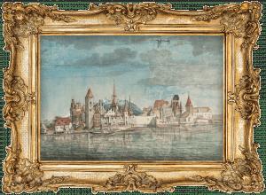 Albrecht Dürer Aquarell Gemälde Innsbruck